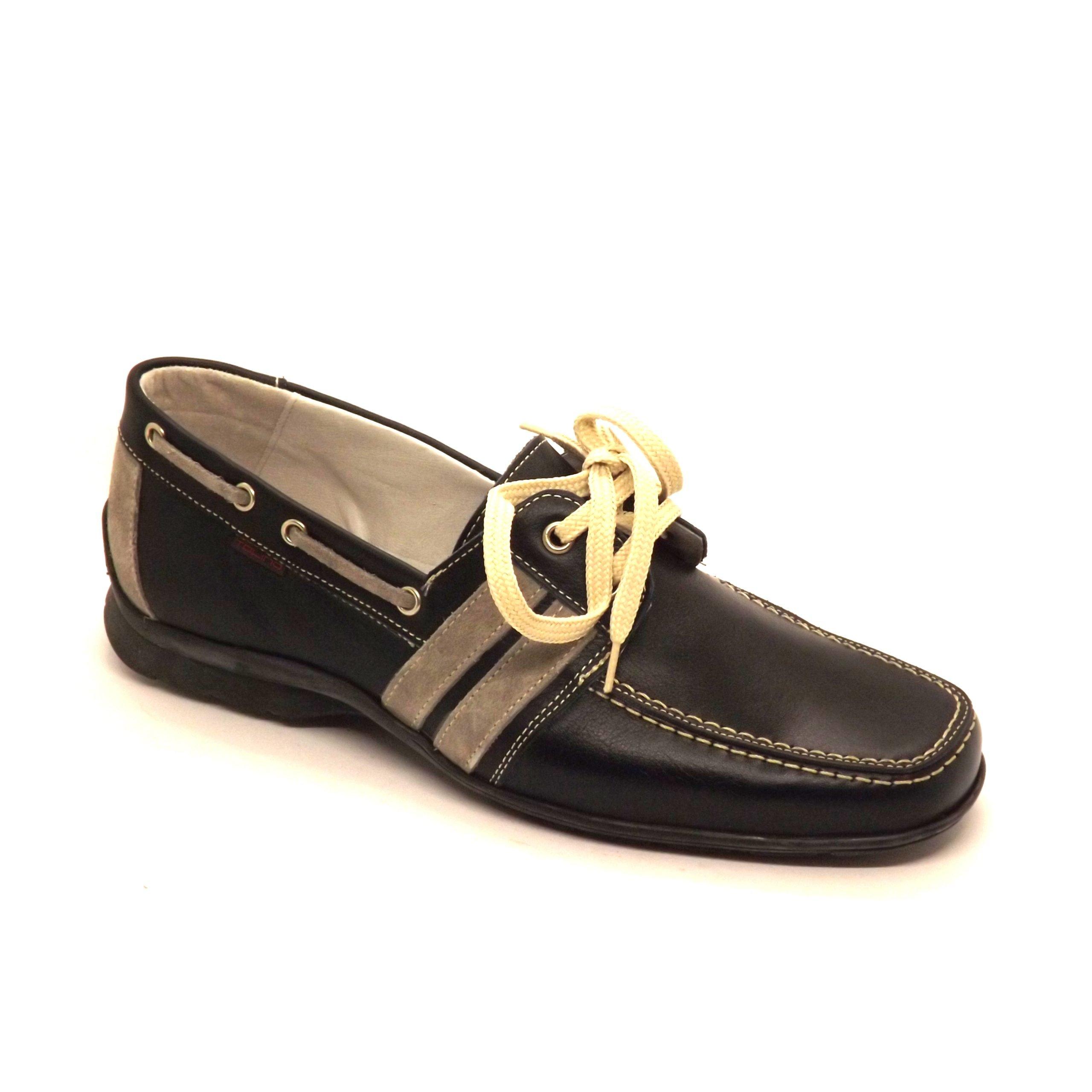 Zapato atado Tolino