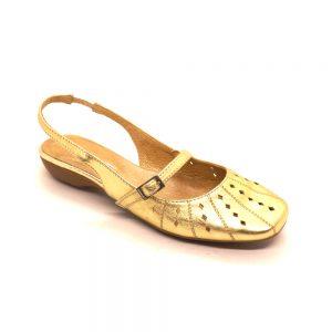 Sandalia D´Asumi Oro