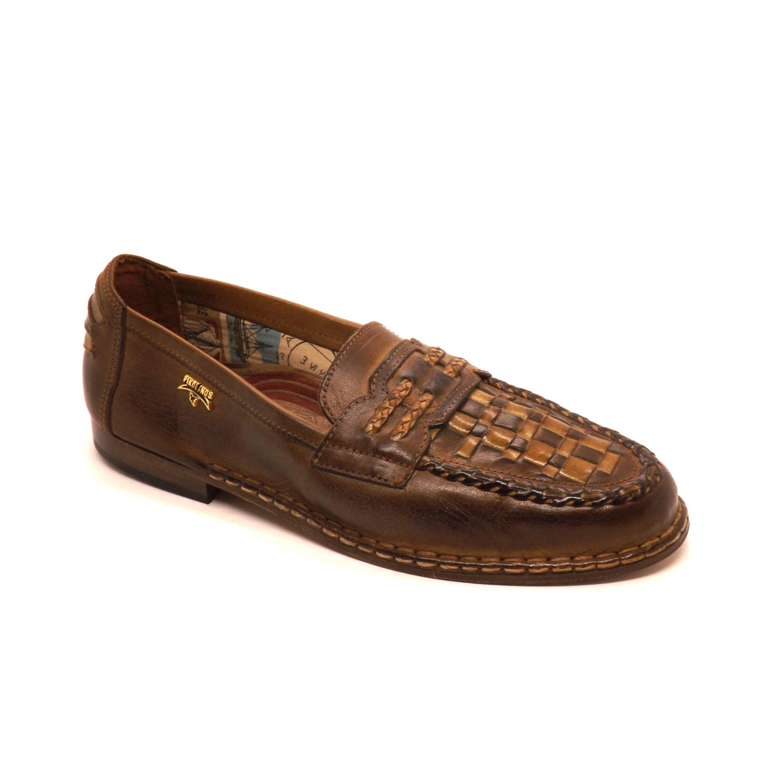 Zapato trenzado pikolinos