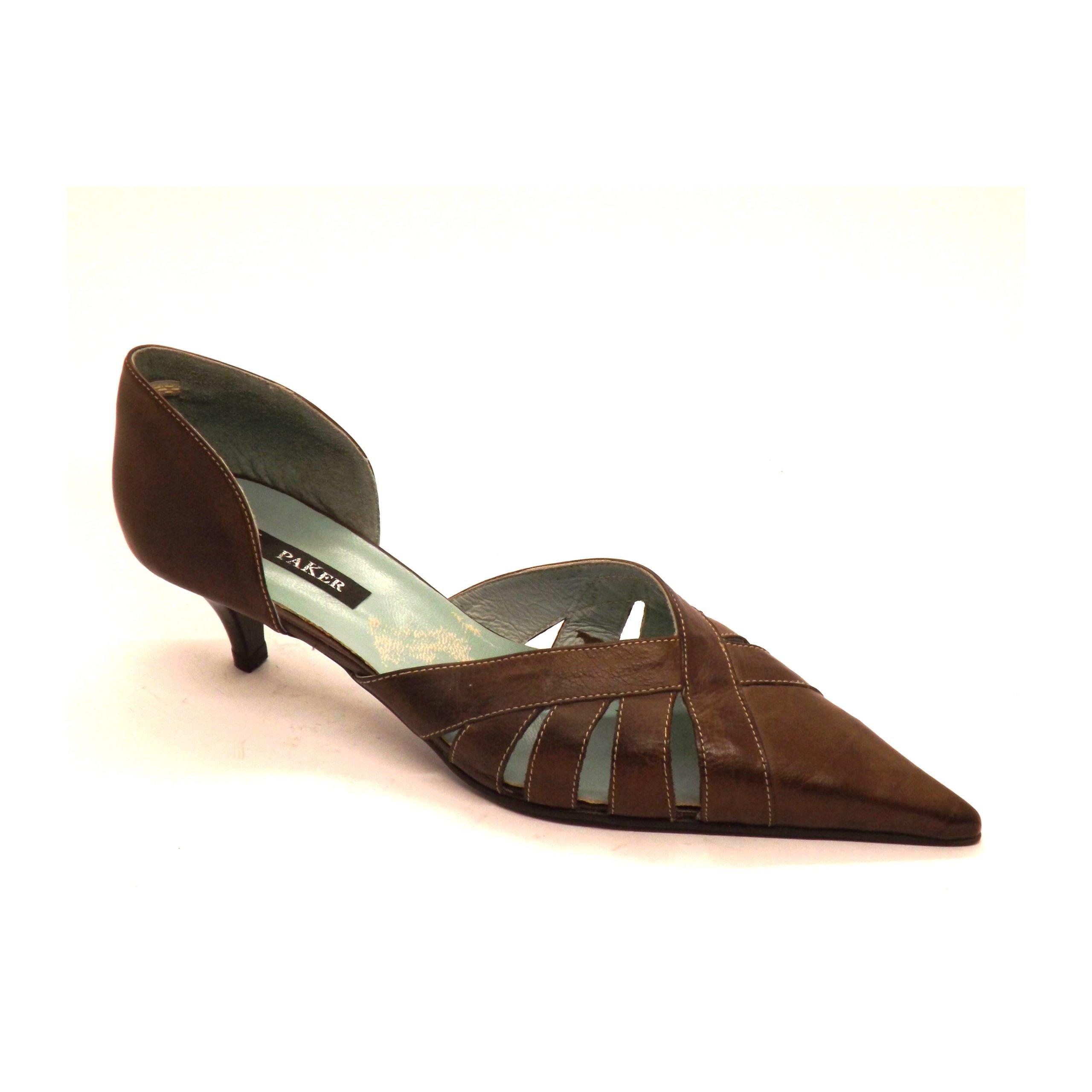 Zapato 3m semi-cerrado Paker