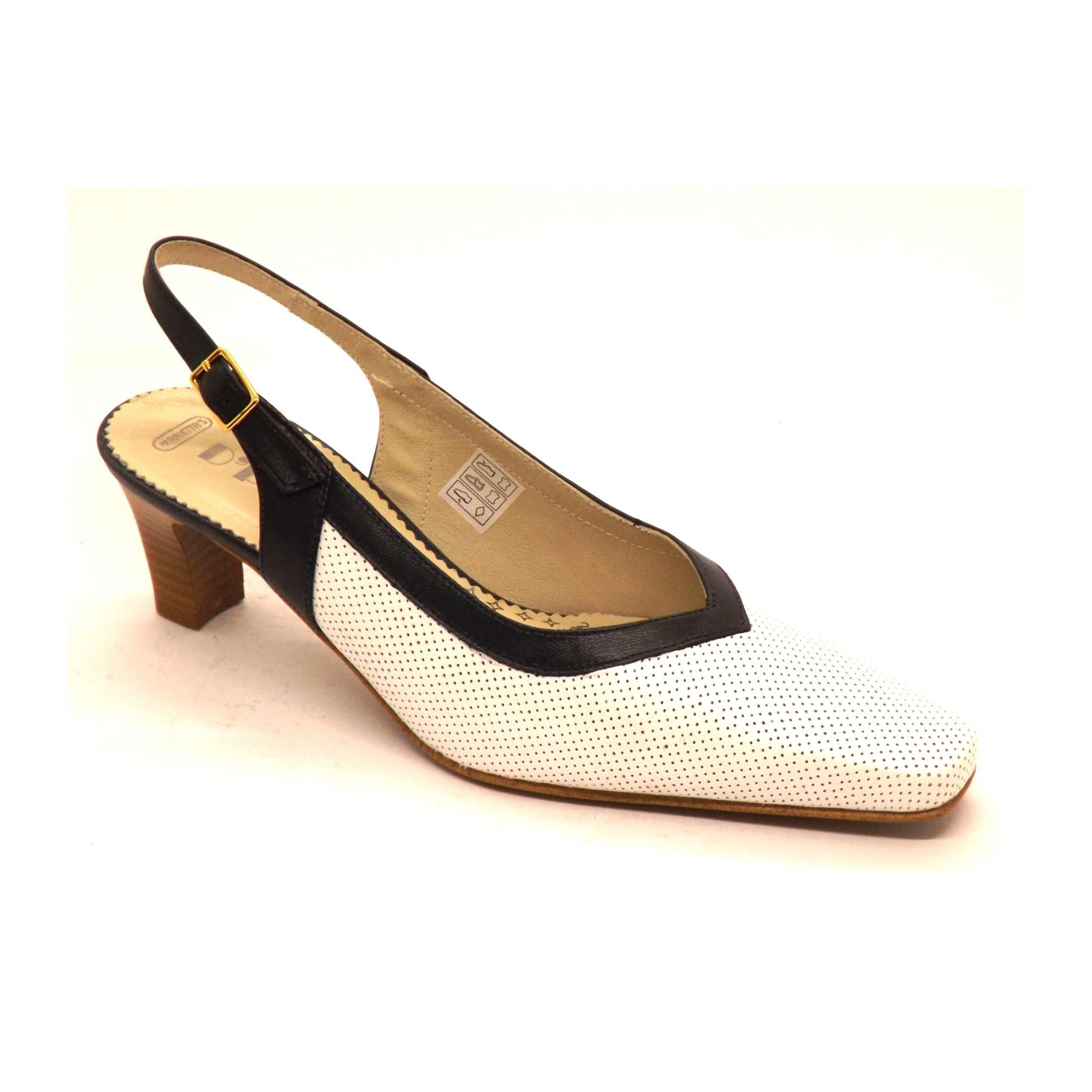 Zapato Semi-cerrado D´Pell