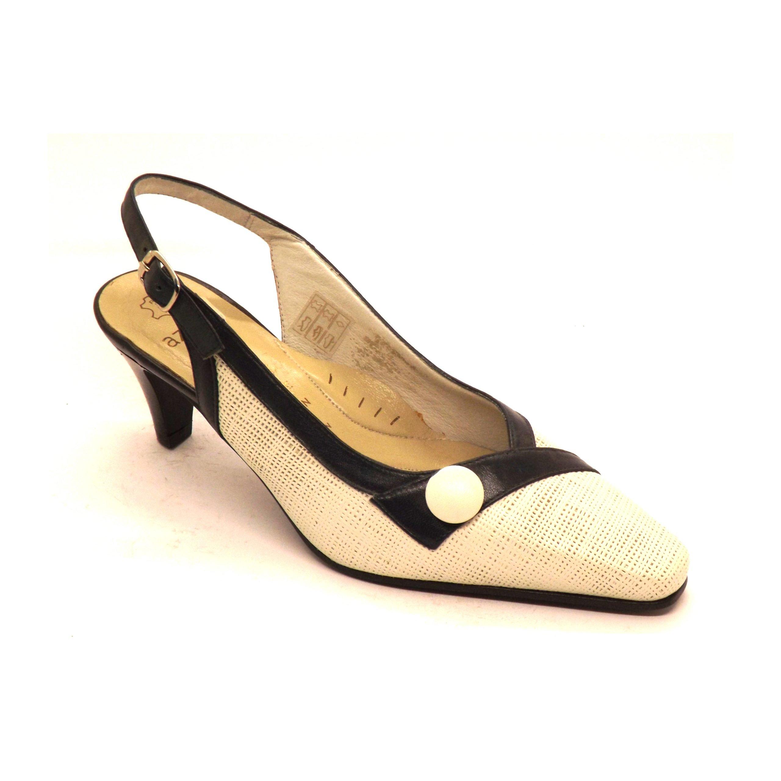 Zapato Semi-cerrado Azurs