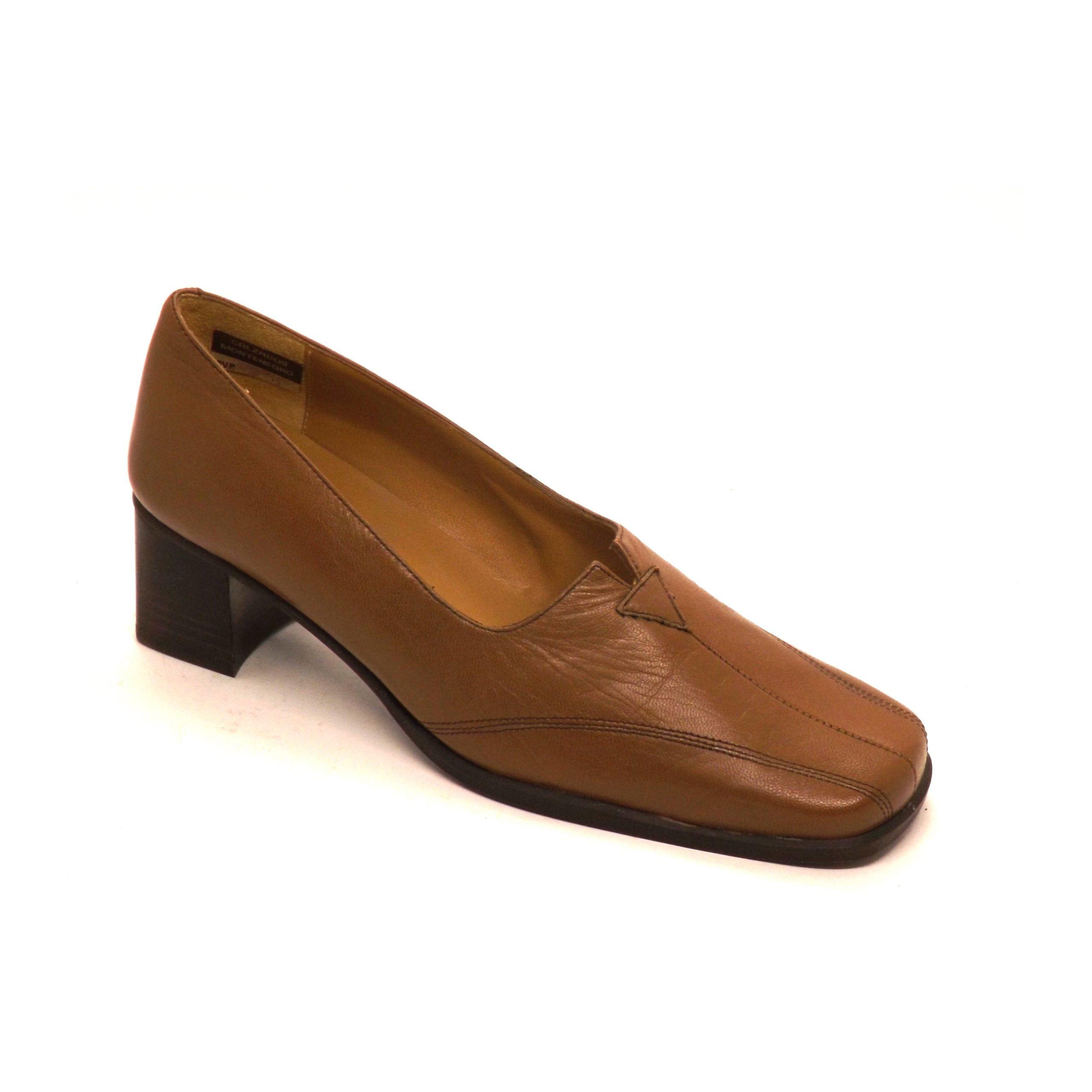 Zapato Tessa Mare Marrón