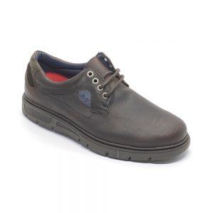 Zapato Piel Riverty atado