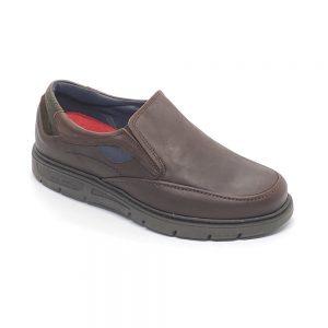 Zapato piel Riverty metido
