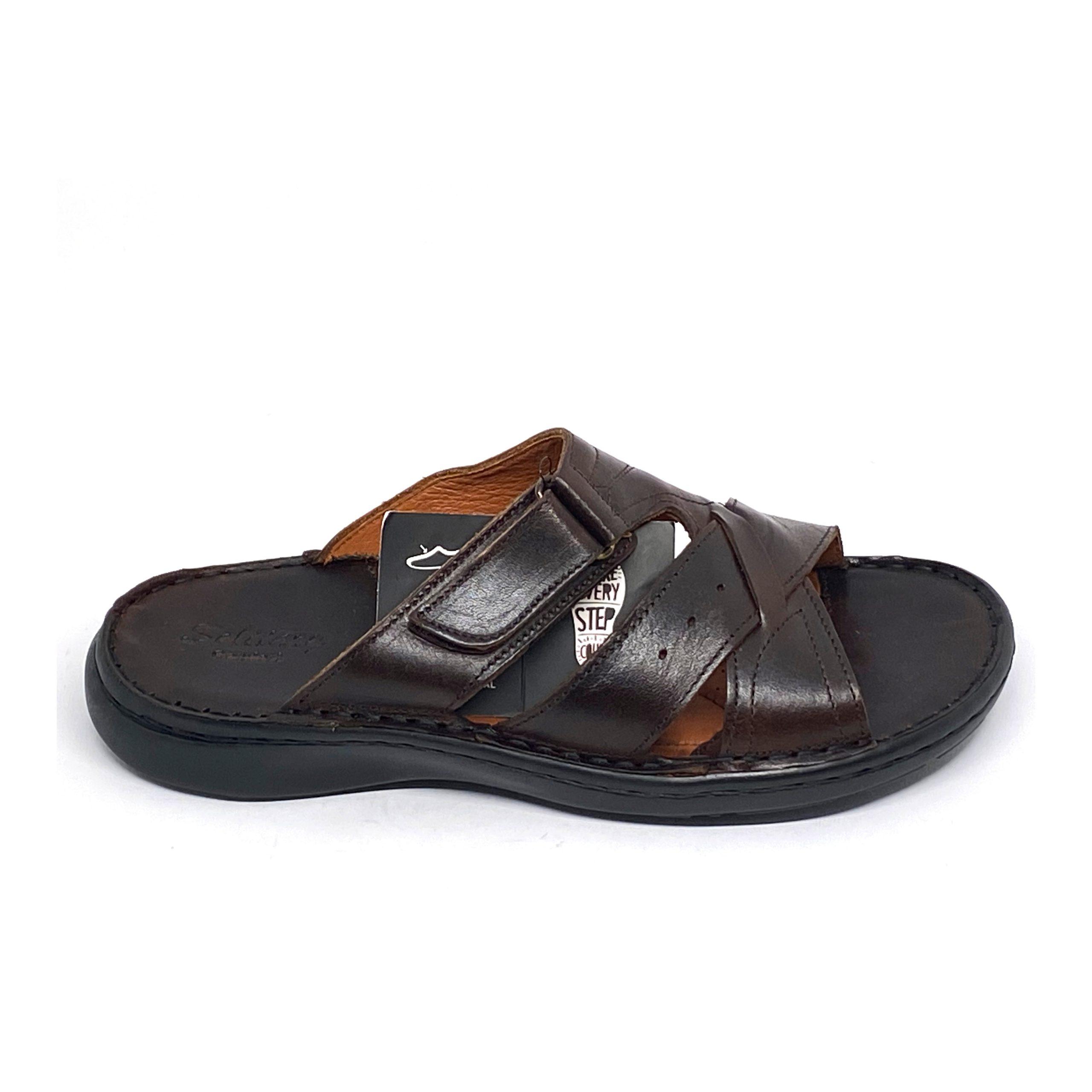Sandalia piel Solitary