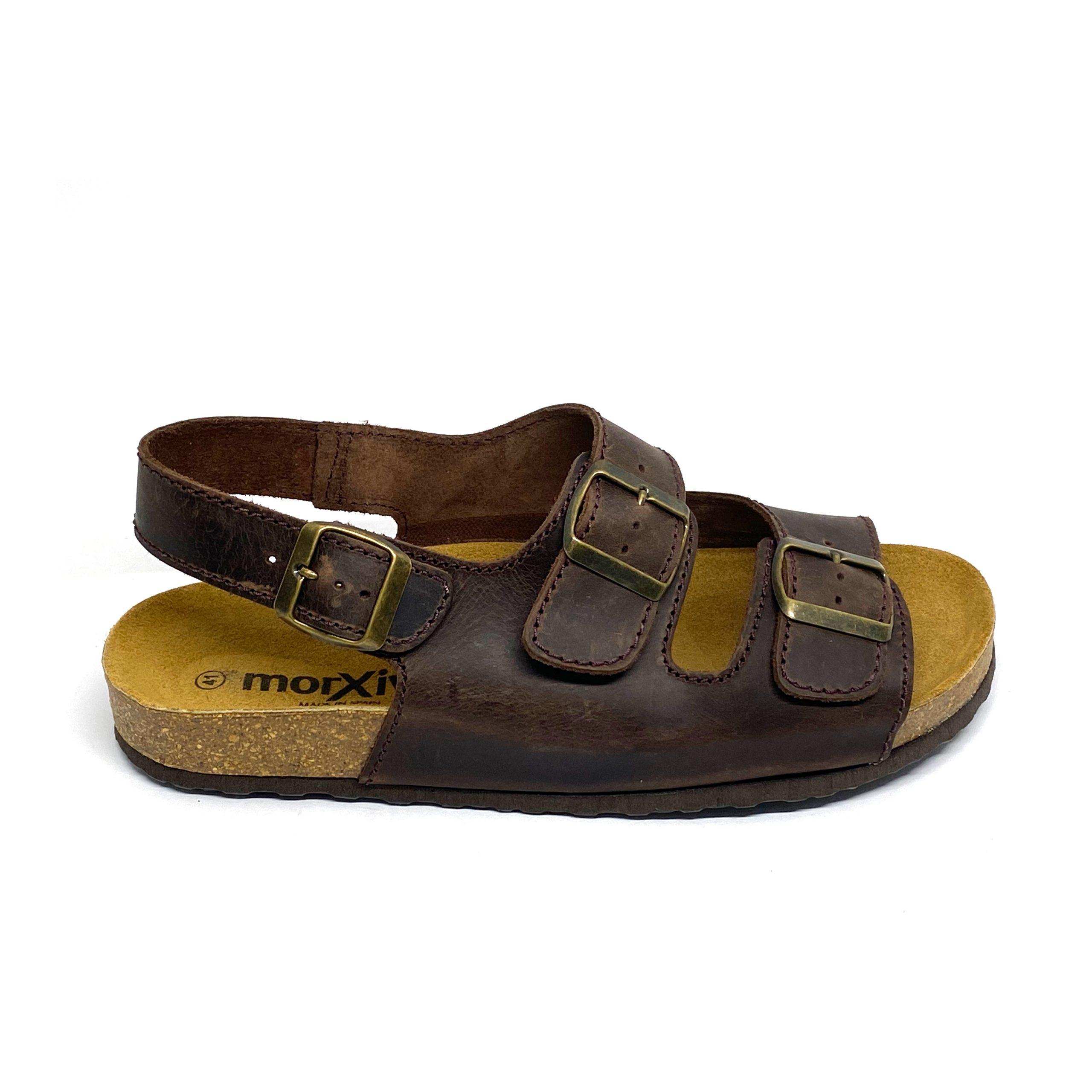 Sandalia BIO Morxiva piel