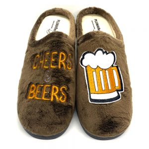 Descalza Fantasía Beer Plumaflex 12227